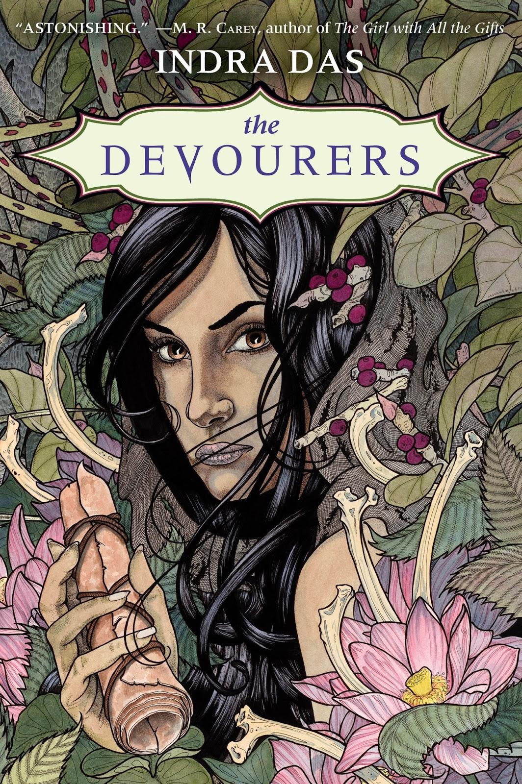 DEVOURERS - cover