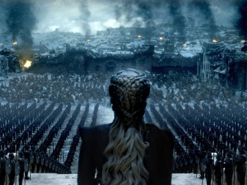 Brief Thoughts: Game of Thrones (2011-2019)